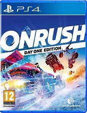 On Rush Onrush | PlayStation 4 PS4 New (4)