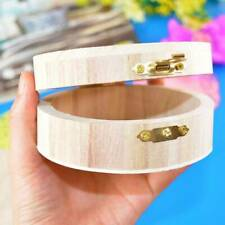 Decorative Lipstick Boutique Gift Jewelry Box Organizer Necklace Wooden Box ON3