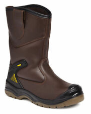 Calzado de hombre botines de piel talla 46
