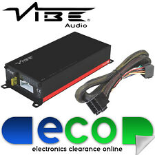 Vibe POWER BOX 65.4M - Class-D Micro 4 Channel 520 Watts Car Van Amp Amplifier