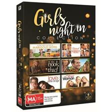 GIRLS NIGHT IN Collection DVD 6-MOVIES TOP 1000 FILM COMEDY ROMANCE BRAND NEW R4