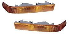 Turn Signal Light Set For 1998-04 Chevrolet S10 Lens & Housing Left & Right 2Pc