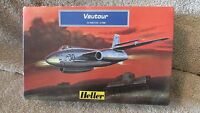 Heller Vautour Model Airplane Kit - 1/100 Scale - #79830  (B 11)