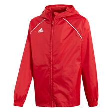 ADIDAS SPORTJACKE für Mädchen, Gr. 140, rot, Trainingsjacke