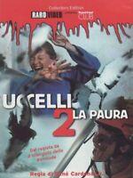 Dvd Uccelli 2 - La Paura nuovo sigillato.