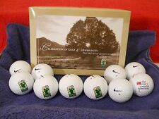 NIKE POWERSOFT GOLF BALLS (22 Total - New- 12)  (AAAA/NEAR MINT -10) Special Box