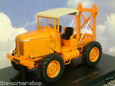 GREAT U/H HACHETTE DIECAST 1/43 1950 LATIL H14 TL10 TRACTOR/TRUCK IN ORANGE TR87
