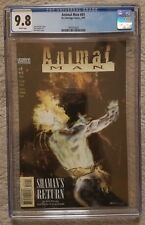 ANIMAL MAN #81 ~ CGC 9.8 ~ WP ~ LATE ISSUE ~ DC COMICS / VERTIGO 1995