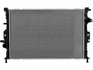 Radiator For 2017-2018 Volvo S60 Cross Country 2.0L 4 Cyl Turbocharged K749DX