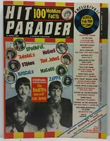 Hit Parader Magazine Back Issue June 1967 The Beatles The Rolling Stones VG A