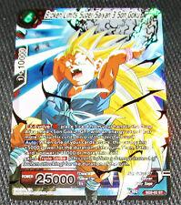 Broken Limits Super Saiyan 3 Son Goku SD2-02 ST Foil Dragon Ball Super TCG NM