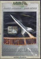 Dvd **DESTINATION MOON ~ UOMINI SULLA LUNA** con W.Anderson J.Archer nuovo 1950