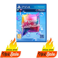 PS4 Singstar Celebration Game For Playstation 4 PS4 Party- Brand New  SEALED