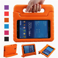 """7"""" 8"""" 9.7"""" Kids Shockproof EVA Stand Case Cover For Samsung Galaxy Tab E A 3 4"""