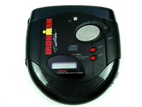 Ironman Triathlon IPC-15 Sport Personal CD Player Anti Skip Water Resistant VTG