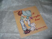 ALBUM FIGURINE PANINI SARAH KAY TI VOGLIO BENE 1980 COMPLETO PERFETTO