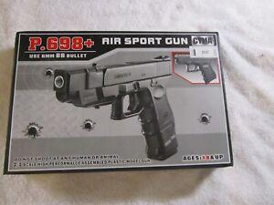 CYMA air soft gun p.698 plus