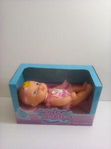 """Water Babies SWEET CUDDLERS Swan Ballet 9"""" Doll New"""