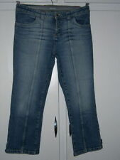 New Look Stonewashed Mid Rise Regular Size Jeans for Women