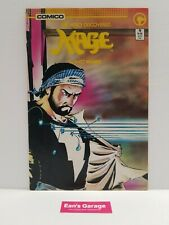 Mage: The Hero Discovered #9 - Comico September 1985 - VF/NM