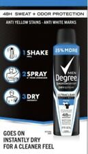 Degree Men MotionSense Antiperspirant Dry Spray, Sport Defense 4.8oz (25% More)