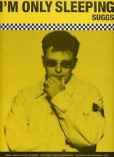 MADNESS - SUGGS - I'M ONLY SLEEPING - RARE SHEET MUSIC FROM 1995 - STIFF SKA