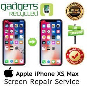 iPhone XS Max Screen Replacement Repair Service -Same Day Repair & Return