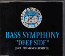 Bass Symphony-Deep Inside cd maxi single