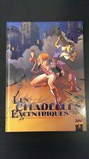 BD - Les Citadelles excentriques Tome 1 - EO - Soleil - Sapin - Dufourg - TBE