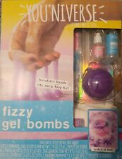 New Fizzy Gel Bombs - Slime Kit Create Your Own Craft Science Experiment Gift
