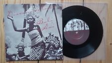 "Disconnection Bali Ha'i 7"" Post Punk Rare"