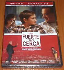 TAN FUERTE TAN CERCA / EXTREMELY LOUD AND INCREDIBLE CLOSE English españolDVD R2