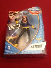 "Batgirl Action Figure Doll - Mattel Dc Super Hero Girls 6"" Inch"