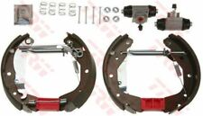 GSK1624 TRW Brake Shoe Set Rear Axle