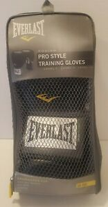 Everlast Pro Style Training Boxing Gloves Size 16oz Black NIP