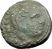 ALEXANDER III the Great 325BC Macedonia Ancient Greek Coin HERCULES CLUB i62283