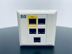 HP MSM317 Access Device WW - Wireless Access Point Spec - J9423A - MRLBB-0801