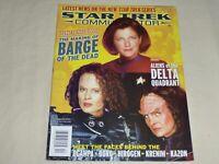 Star Trek Communicator Magazine 125 Voyager Making The Barge of the Dead