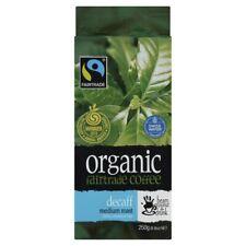 Bean Ground & Drunk Organic Decaffeinated Medium Roast Fairtrade Coffee 250g
