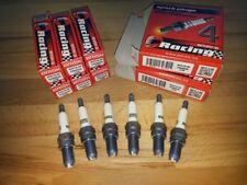 6x Bmw Z4-M E85,E86 3.2i V6 y2006-2009 = Brisk LGS Silver Upgrade Spark Plugs