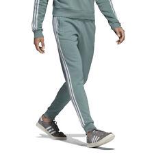 Adidas Originals Men's 3-Stripe Pants Vapour Steel DV1552 NEW!
