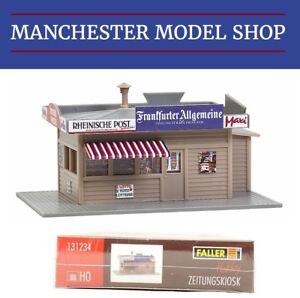 Faller Hobby 131234 HO 1:87 Newsstand kit NEW & BOXED