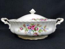 Moss Rose Royal Albert Porcelain & China