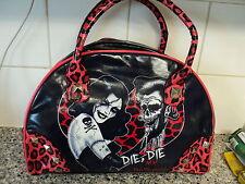 Unbranded Zip Handbags Personalised Shoulder Bags