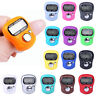 5Digit Digital LCD Electronic Golf Finger Hand Ring Knitting Row Tally Counter