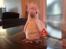 'Kuku' the Cockatoo Ty Beanie Baby - MINT - RETIRED