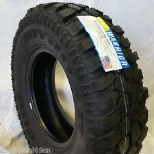 (4-Tires) LT265/75R16 E/10 23/120N- New ROAD WARRIOR ARDENT MT200 Tires 2657516