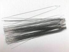 100 Pcs Dental 010 Orthodontic Long Ligature Wires Kobayashi Preform Brace Sale