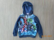New Boys Girls Marvel Avengers Endgame Superheroes Children Hoodie Top 3-8 yrs