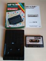 SPECTRUM 48K - COMPUTER SCRABBLE - SINCLAIR RESEARCH - 1983 - VGC